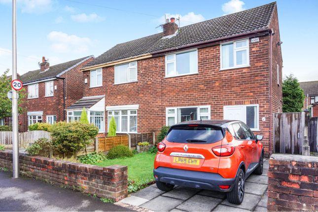 Thumbnail Semi-detached house for sale in Oak Avenue, Wigan