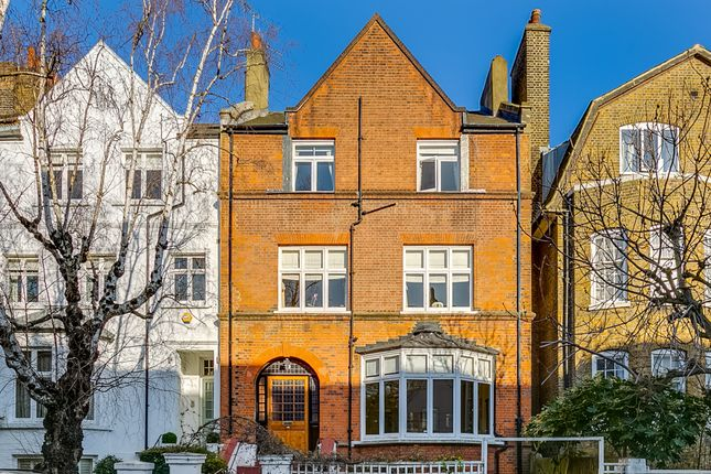 Thumbnail Town house for sale in Victoria Road, Kensington, London