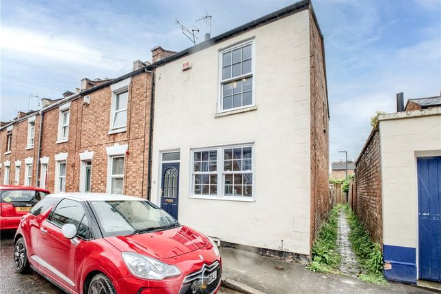 Thumbnail End terrace house for sale in Hill Street, Leamington Spa
