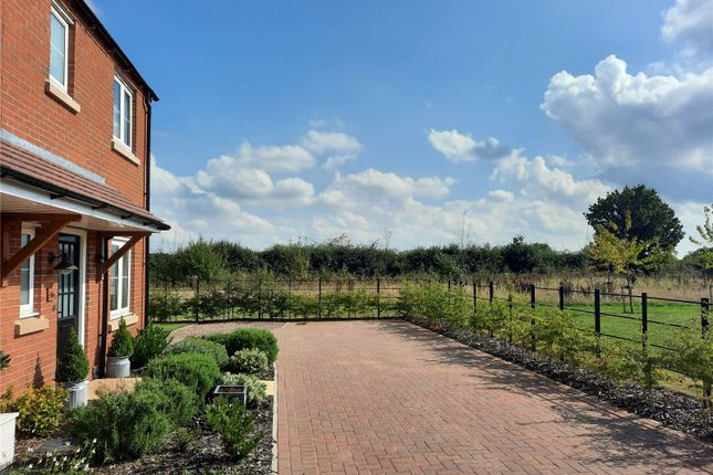 Thumbnail Semi-detached house for sale in Pinchfield Gardens, Hallow, Worcester