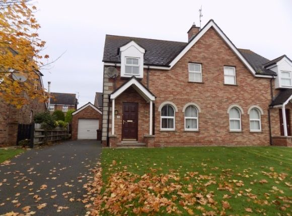 Thumbnail Semi-detached house to rent in Hollyburn, Ballinderry Upper, Lisburn