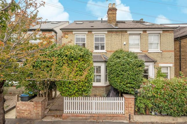 Thumbnail Semi-detached house for sale in Osborne Road, Kingston Upon Thames
