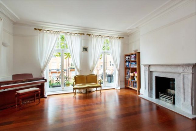 Thumbnail Flat to rent in Marlborough Mansions, Cannon Hill, London