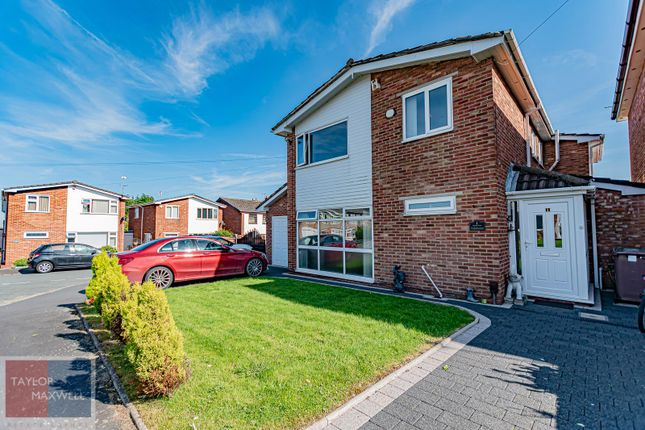 Thumbnail Detached house for sale in Epping Close, Rainhill, Prescot