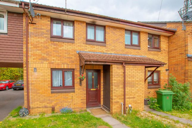 Thumbnail End terrace house for sale in Penydarren Drive, Cardiff