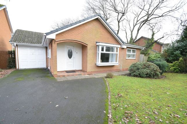 Thumbnail Bungalow for sale in Church Road, Webheath, Redditch
