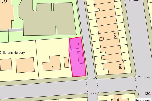 Thumbnail Commercial property for sale in Arley Avenue, Bury