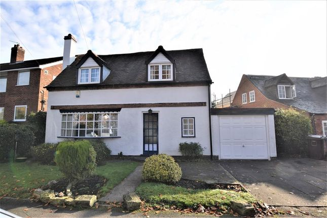 Thumbnail Cottage for sale in Lodge Road, Knowle, Solihull