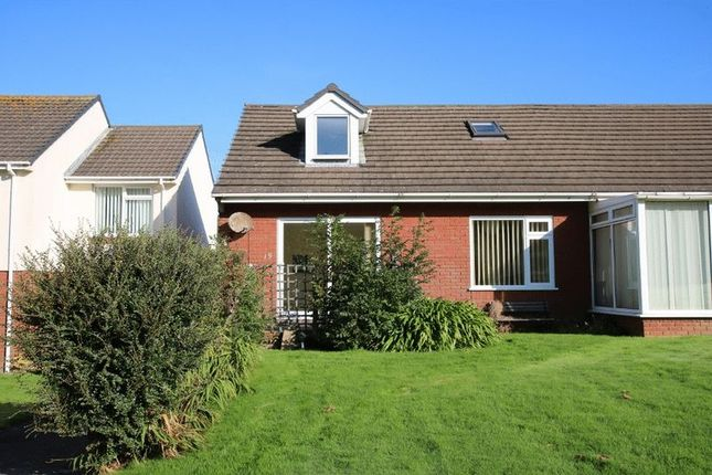 Thumbnail 2 bed property to rent in 15 Christian Close, Ballastowell Gardens, Ramsey