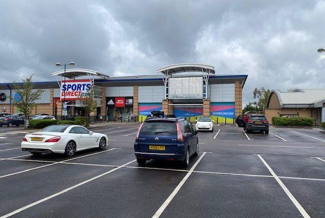 Thumbnail Retail premises to let in Longwater Retail Park, Norwich