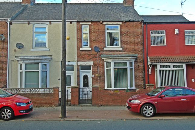 Thumbnail Terraced house for sale in Logan Terrace, South Hetton, Durham