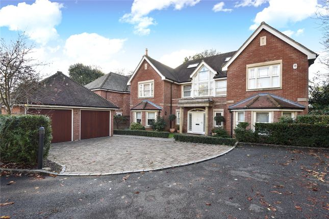 Thumbnail Detached house for sale in The Fratons, Maidenhead, Berkshire
