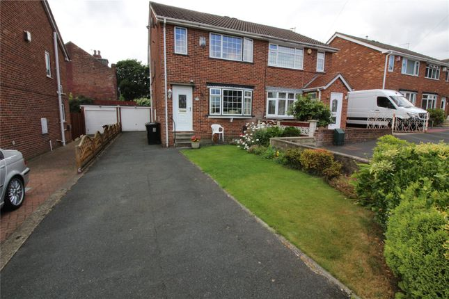 Thumbnail Semi-detached house to rent in St. Peters Gardens, Bramley, Leeds