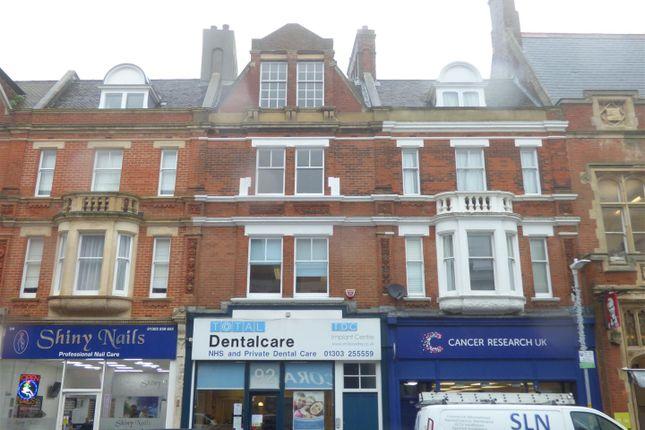 Thumbnail 2 bed maisonette to rent in Majestic Parade, Sandgate Road, Folkestone