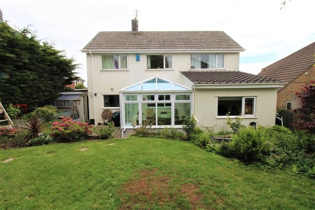 Thumbnail Detached house for sale in Rockingham Road, Mannamead, Plymouth