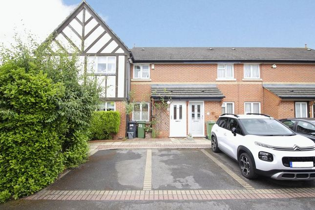 Thumbnail Terraced house for sale in Gittens Close, Downham, Bromley