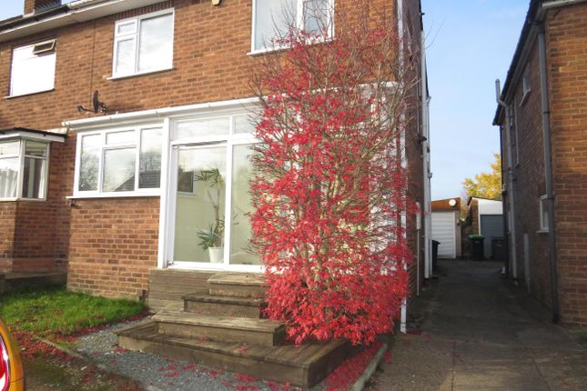 Thumbnail Property to rent in Pinewood Close, Walsall