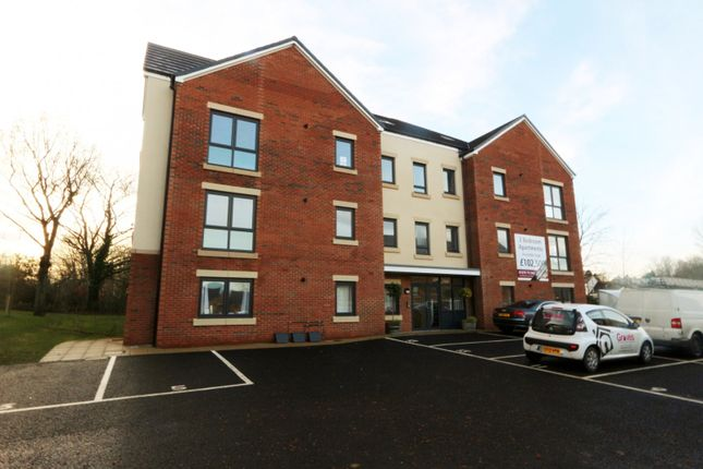 Thumbnail Flat to rent in Loansdean, Morpeth