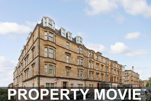 Thumbnail Flat for sale in Flat 4/3, 31 Bank Street, Hillhead, Glasgow