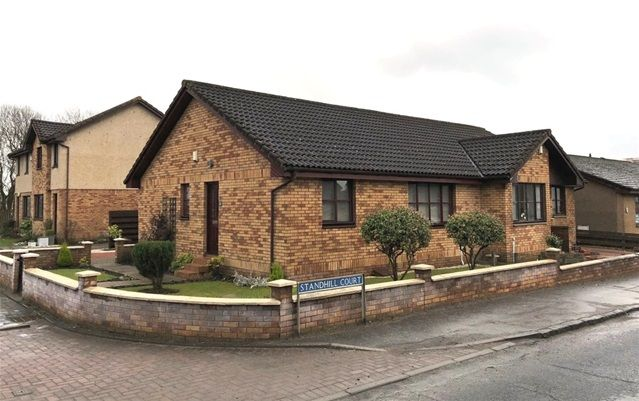 Thumbnail Semi-detached house to rent in Standhill Court, Bathgate, West Lothian
