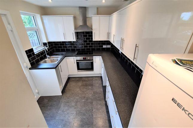 Kitchen of Love Lane, Rayleigh, Essex SS6