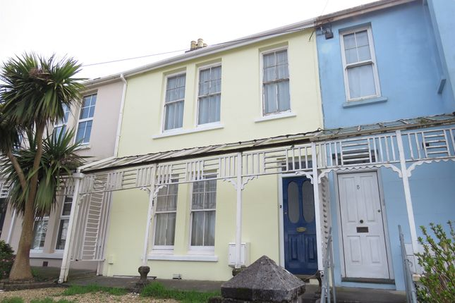 Thumbnail Terraced house for sale in Long Park Road, Saltash