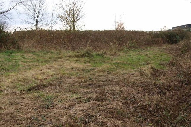 Thumbnail Land for sale in Grange Road, Widdrington, Morpeth