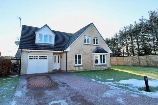 4 bed detached house to rent in Bennachie Gardens, Sauchen, Aberdeenshire AB51