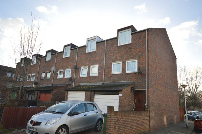 Thumbnail Town house for sale in Austen Close, London