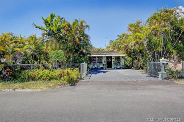 Thumbnail Property for sale in 1440 Ne 183rd St, North Miami Beach, Florida, United States Of America