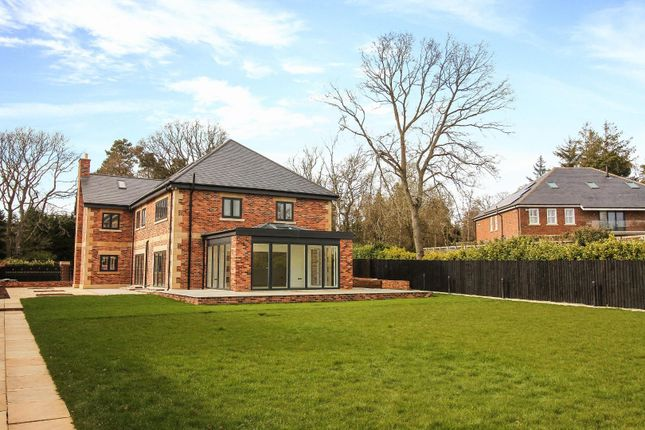 Thumbnail Detached house for sale in Tranwell Woods, Morpeth