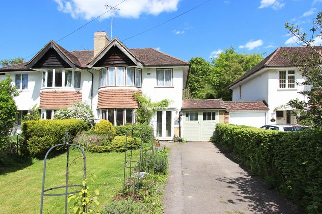 Thumbnail Semi-detached house to rent in Chipstead Lane, Lower Kingswood, Tadworth