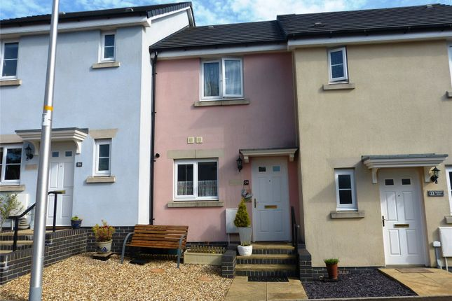 2 bed terraced house for sale in Redstone Court, Narberth, Pembrokeshire