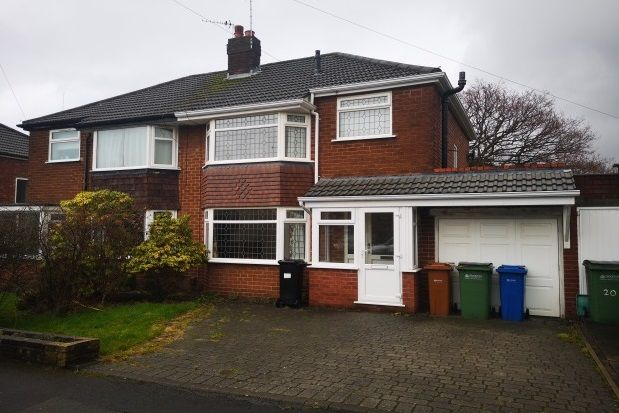 Thumbnail Property to rent in Almond Tree Road, Cheadle Hulme SK8.