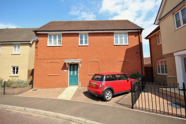 Thumbnail Maisonette for sale in Avitus Way, Highwoods, Colchester, Essex