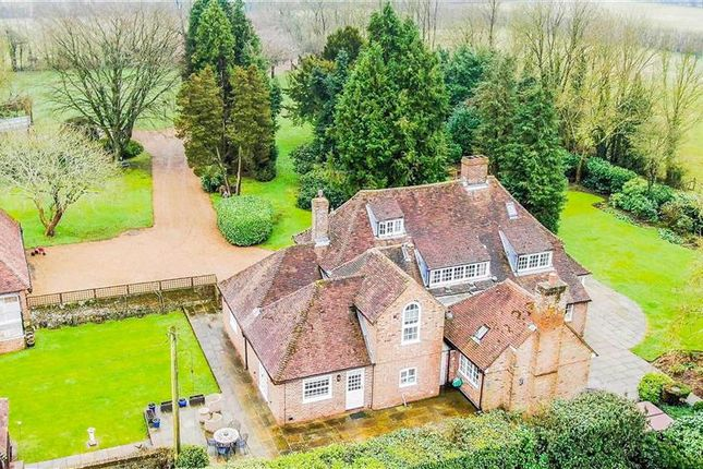 Thumbnail Detached house for sale in North Leigh, Stelling Minnis, Canterbury, Kent