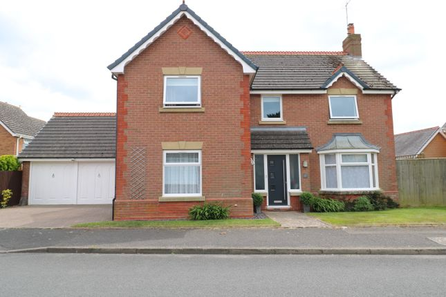 Thumbnail Detached house for sale in Aintree Road, Stratford Upon Avon