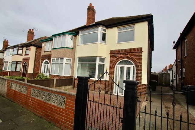 Thumbnail Semi-detached house for sale in St. Matthews Avenue, Liverpool