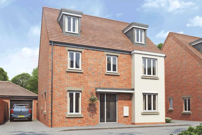 Thumbnail Detached house for sale in Plot 428, Wilton, Saxon Fields, Biggleswade