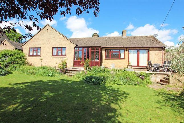Thumbnail Detached bungalow for sale in Ducklington Lane, Witney