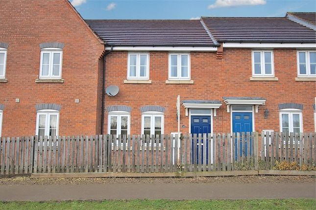 3 bed terraced house for sale in Robinson Way, Wootton, Northampton NN4