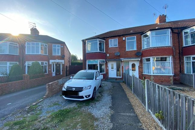Thumbnail Terraced house to rent in Ancaster Avenue, Hull