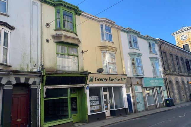 2 bed terraced house for sale in 11 Commercial Street, Camborne, Cornwall TR14
