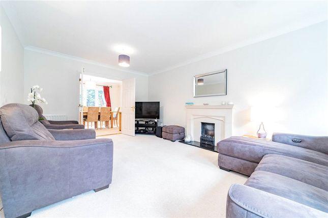 Living Room of Rasset Mead, Crookham Village, Fleet GU52
