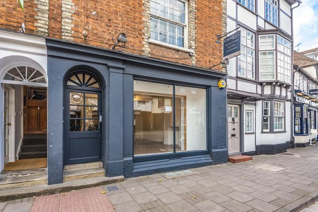 Thumbnail Retail premises to let in Hart Street, Henley - On - Thames