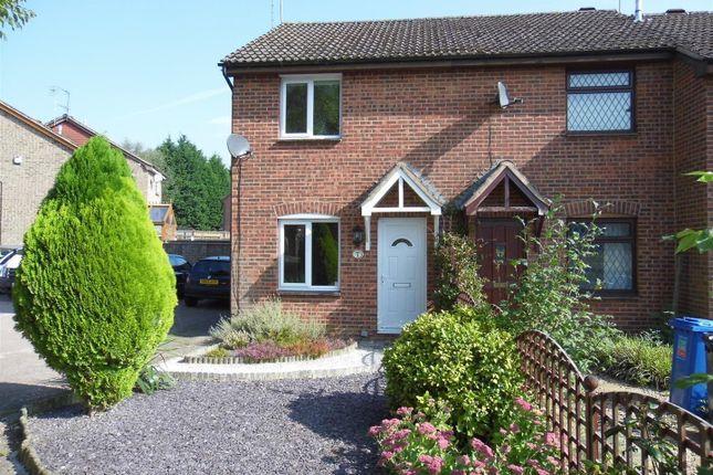 Thumbnail Semi-detached house to rent in Swinderby Drive, Oakwood, Derby