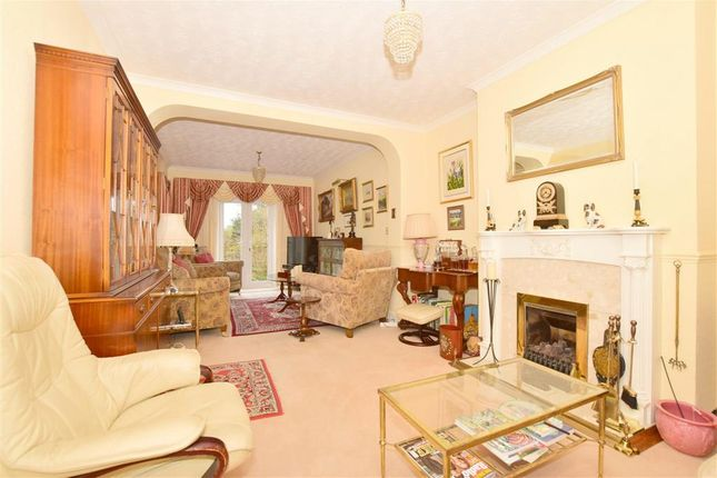 Thumbnail Semi-detached house for sale in Harcourt Road, Folkestone, Kent