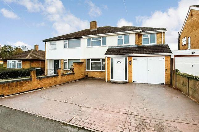 Thumbnail Semi-detached bungalow for sale in Dashwood Avenue, Yarnton, Kidlington