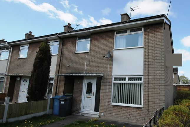 Thumbnail Terraced house to rent in Brandon, Widnes