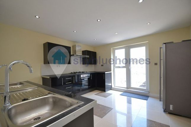 Thumbnail Town house to rent in Severn Street, Leicester